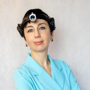 Ирина Михайловна Кириченко
